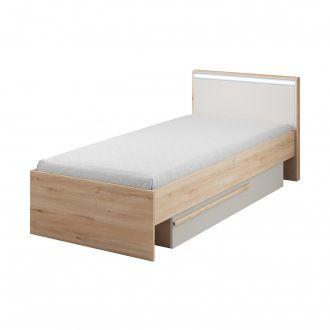 HAPPY łóżko z pojemnikiem...