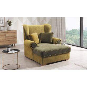 GUSTO longchair fotel
