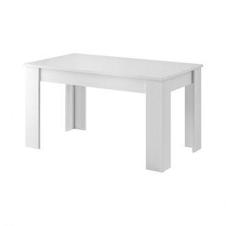 SIMPLE stół biały l140
